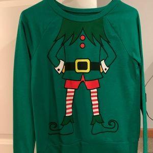Tops - Holiday sweatshirt.